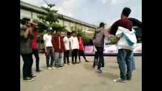 Y_GOS Perform SMKN 4 Jakarta Utara (Battle Dance)