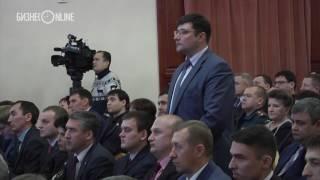 Минниханов жестко раскритиковал качество обучения в Пестречинском районе
