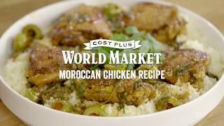 Moroccan Chicken Recipe with Katie Workman