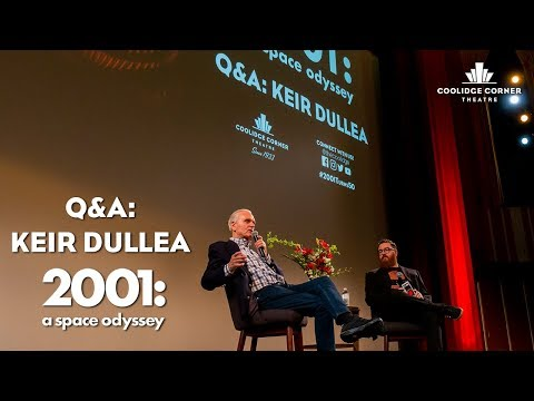 Keir Dullea on 2001: A Space Odyssey  Full Q&A HD  Coolidge Corner Theatre