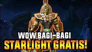 BAGI-BAGI SKIN STARLIGHT GRATIS! KEREN BANGET BULAN INI! - Mobile Legend