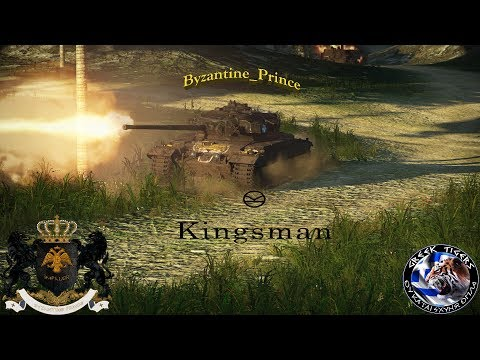 "Greek Tigers {Byzantine_Prince} Caernarvon ""Kingsman"""