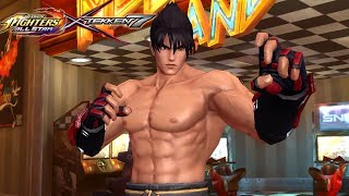 The King Of Fighters Allstar X TEKKEN Android iOS NEW Update Gameplay