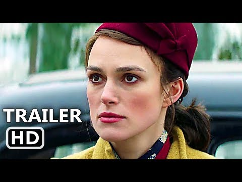 THE AFTERMATH   2018 Keira Knightley Movie HD