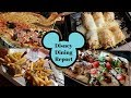Disney food review - Our TOP 10 favourite Disney World dining experiences | November 2017 trip