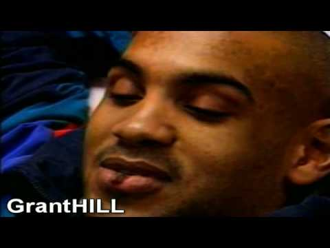 "Grant Hill's Fila Commercial ""Rookie Journal"" complete (1995)"