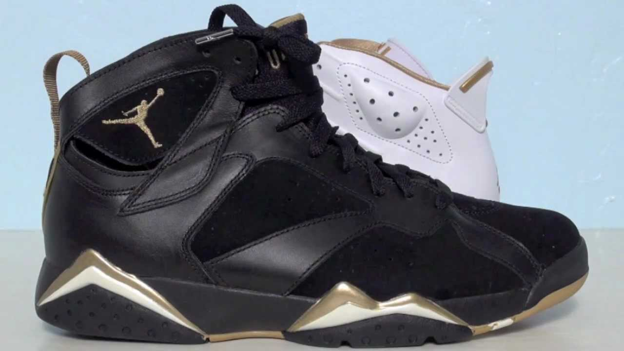 superior quality 2047f f52ea Air Jordan Golden Moments Pack Jordan 6 7 (GMP)