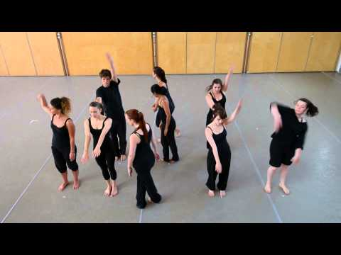 Dancing statistics: explaining the statistical concept of frequency distributions through dance