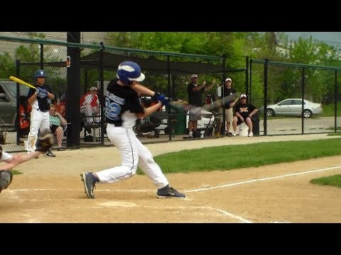 Jack Olson 2014 Baseball Highlights 12U