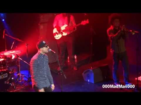 José James - It's all Over Your Body - HD Live at Alhambra, Paris (24 April 2013)
