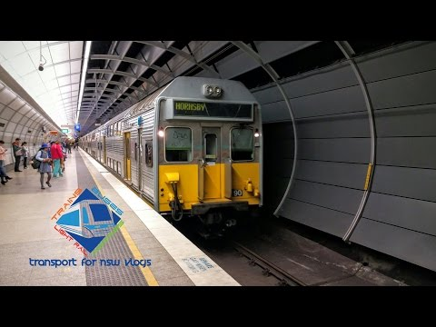 Transport for NSW Vlog No.755 Epping part 5