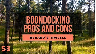 10 Pros and Cons of Boondocking (and their Solutions)