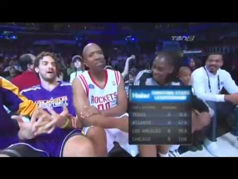 2011 NBA ALL STAR SHOOTING STAR 2