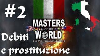 Geopolitical Simulator 3 Italia: #2
