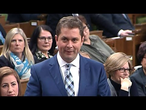 Andrew Scheer questions Prime Minister Trudeau over 'Jihadi Jack' case