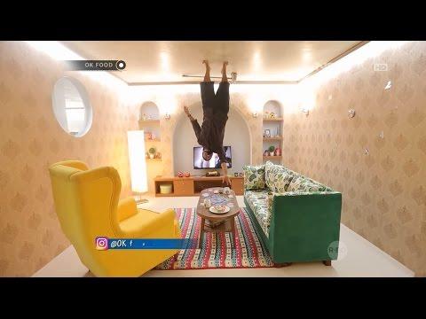 Serunya Upside Down Yogyakarta! - OK FOOD Episode 43