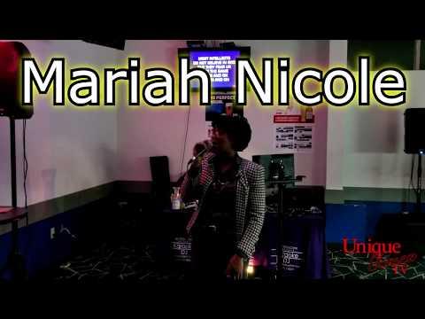 MUSIC CHRONICLES | KARAOKE Ft. Mariah Nicole singing Erykah Badu - On & On