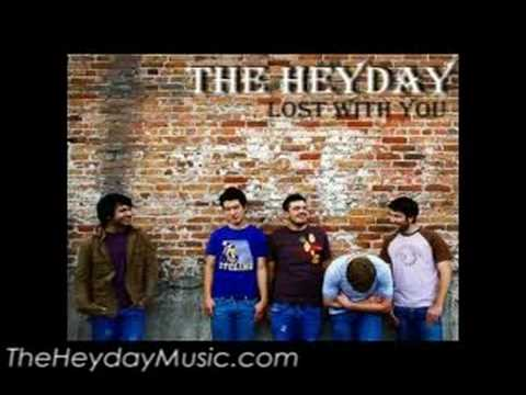 The Heyday - Lost With You