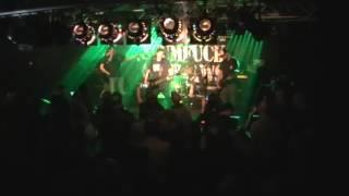 Scumfuck Outlaws  -  Der Krumme (Live im Greif 2017)