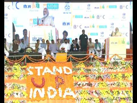 Our adivasis need opportunities to shine & 'Stand Up India' is a step in that direction