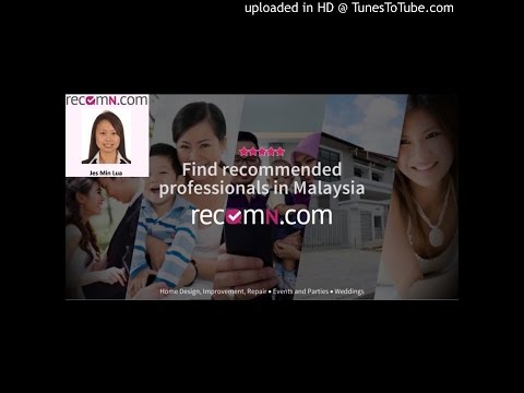 "E03 – ""See opportunities in problems"" entrepreneur and founder Jes Min Lua [Recomn.com] Malays"