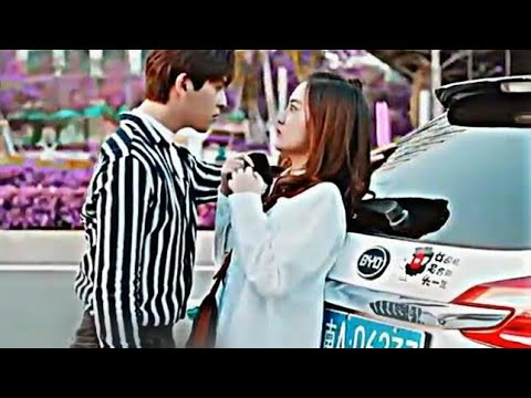 Chinese mix😍 Rich boy ❤ Simple girl💖 cute love story 😘