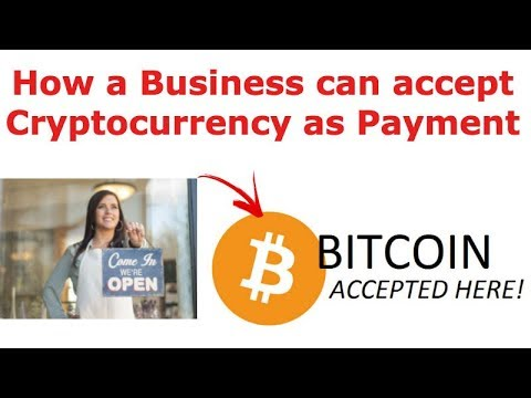 how to accept cryptocurrency