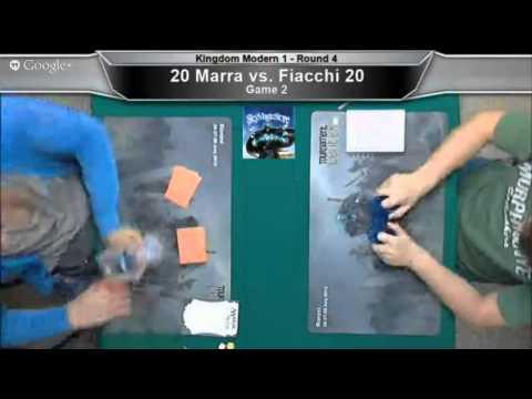 GALACTUS 2013/2014 - Kingdom Modern 1 - Round 4 (Marra vs. Fiacchi)