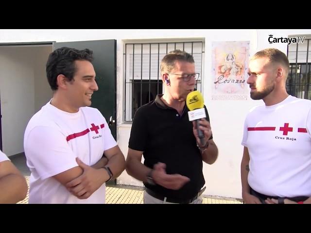 56ª Feria de Octubre de Cartaya - Cruz Roja Cartaya