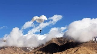 Military power china special forces parachutists airborne 探訪中國特種兵種之空降兵