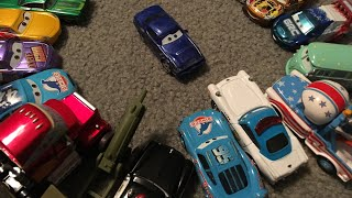 Cars Fast as Lightning: The Series 1-3 Surrounded
