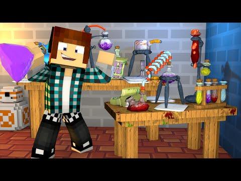 Minecraft : FEIRA DE CIÊNCIAS !! - Aventuras Com Mods #51