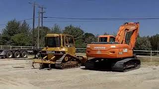 Earth Moving Equipment for Rent or Sale