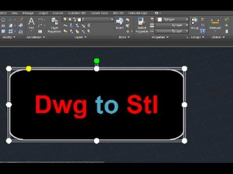 конвертация m3d в dwg
