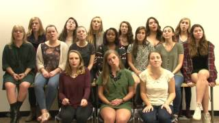 Hear the Bells - UMD Treblemakers Unplugged