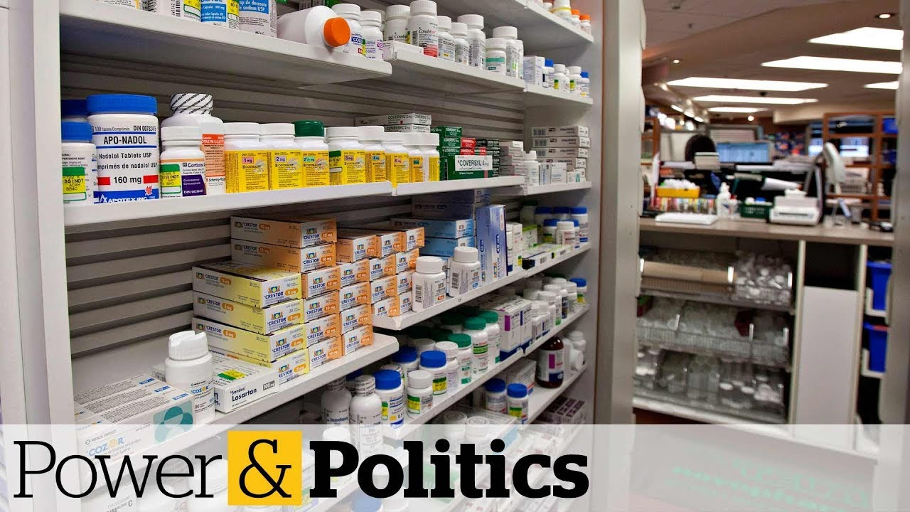 Pharma industry challenges Trudeau plan to lower drug prices | Power &  Politics