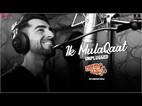 Ik Mulaqaat Unplugged Ft Ayushmann Khurrana - Dream Girl | Nushrat B | Meet Bros | Shabbir Ahmed