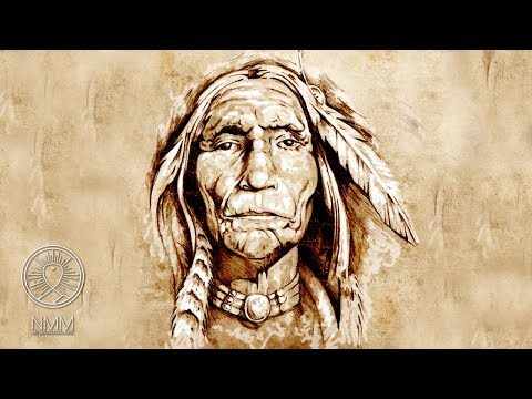 Native American Sleep Music: canyon flute & nocturnal canyon