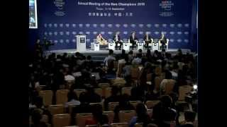 Tianjin 2010 - Shaping the Future + Closing Session