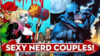 Hottest Nerd Couples! Who's Best?