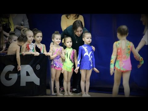 Художественная гимнастика дети 4 года. Весенняя Ласточка