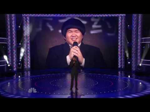 [America's Got Talent] 2010/08/10 Lin Yu Chun 林育群 預告片段