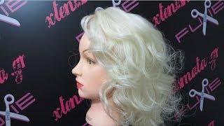 Μπούκλες χωρίς θερμότητα - No Heat Baby Wipes Curls
