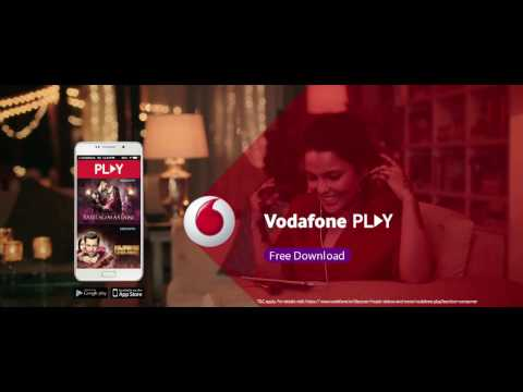 Vodafone Play – 14000+ Movies, 140+ Live TV Channels & Unlimited Music