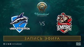 Vega vs Empire, The International 2017 Qualifiers, map1 [V1lat, GodHunt]