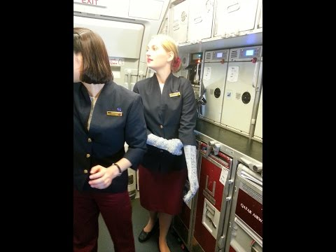 CABIN CREW QATAR AIRWAYS - PROS & CONS