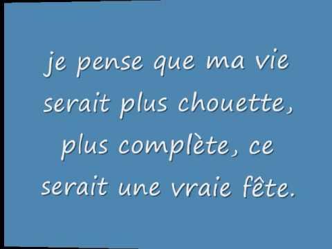 A toi - ORS (Lyrics)