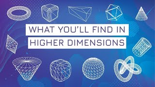 Higher dimensions get really weird... | The Mathematics of What We Can and Cannot Imagine