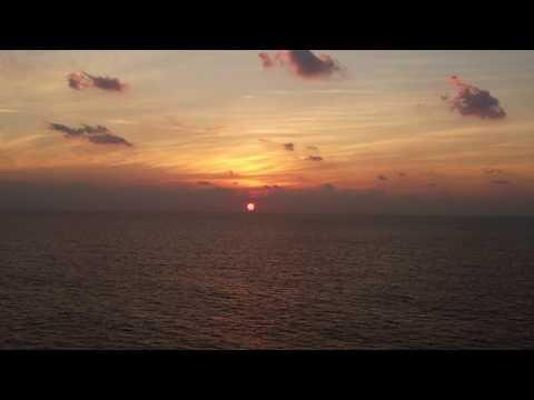 Cruise views * Meditation /Relaxation calming sunset & sea views - Virtual Cruise TV
