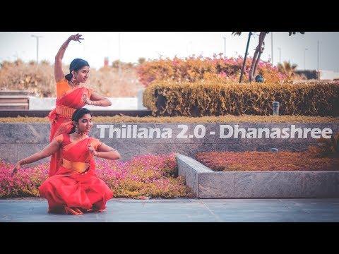 Thilana 2.0 - Dhanashree (ft.Sharanya Srinivas) | Dance cover | Nachle Dance Crew